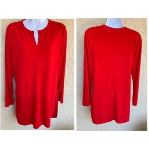 Lauren Ralph Lauren Long Sleeve Top SZ M